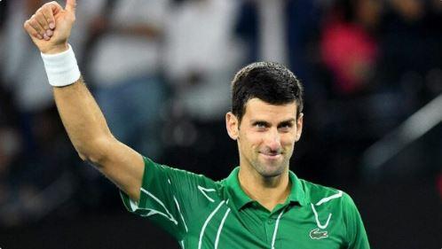 Novak Đoković koraka proti novemu naslovu na OP Avstralije? (Foto: Twitter)