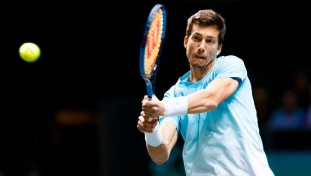 Lahko Bedene drugič v karieri poseže po polfinalu na turnirjih serije ATP 500? (Foto: Twitter)