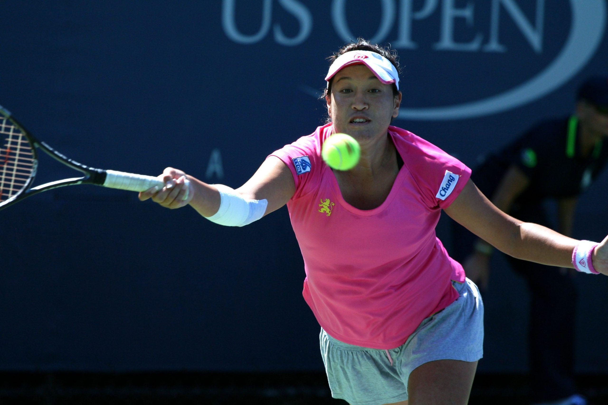 Tamarine Tanasugarn si želi tudi nastopa na olimpijskih igrah. (Foto: Wikipedia)