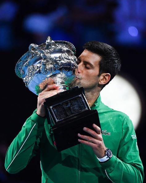 doki - Đoković ni izbral Federerja, je pa presenetil s Kyrgiosom