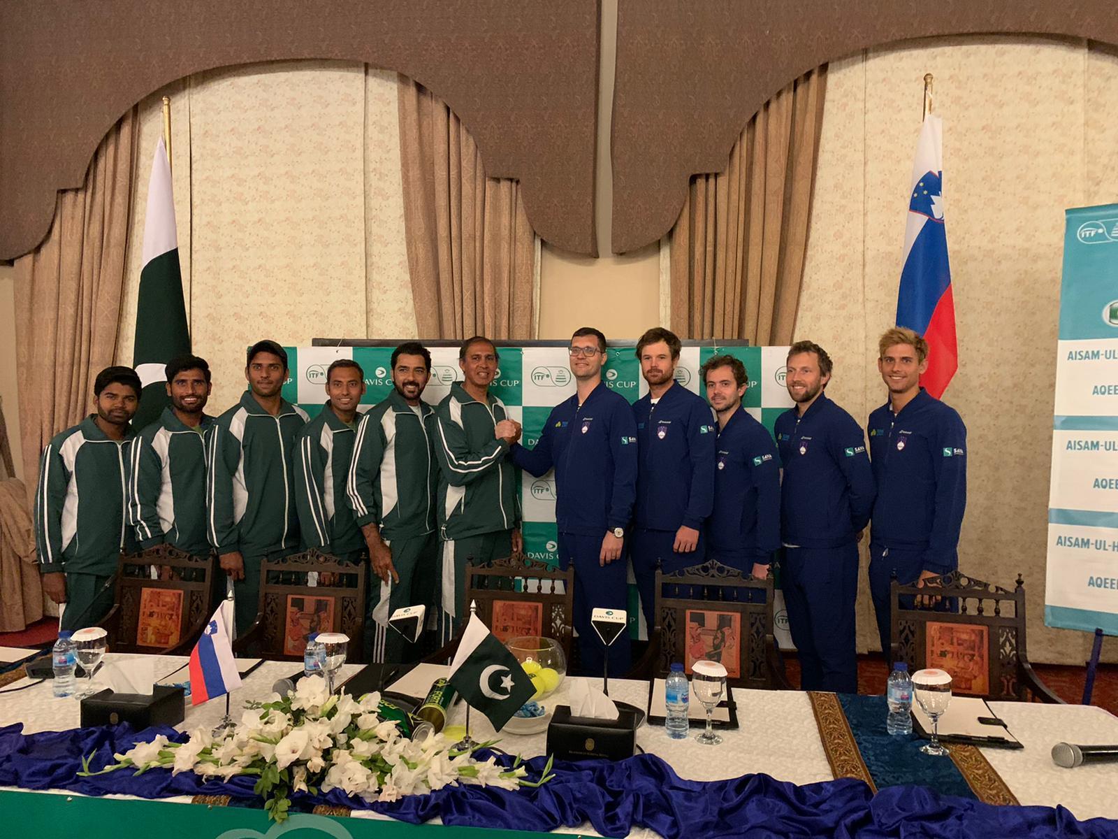 reb vsi - Črn dan za slovenski tenis v Pakistanu odnesel sanje o 1. svetovni skupini