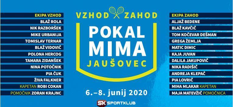 Pokal Mima 1 - Pred Pokalom Mime Jaušovec