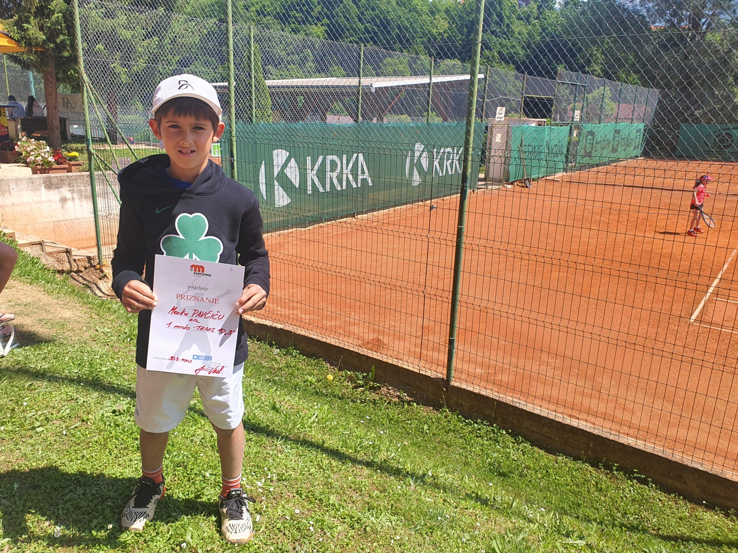 tenis turnir dečki 10 NM2 scaled - U10 in U11: Tekmovalci navdušili z borbenostjo in nepopustljivostjo