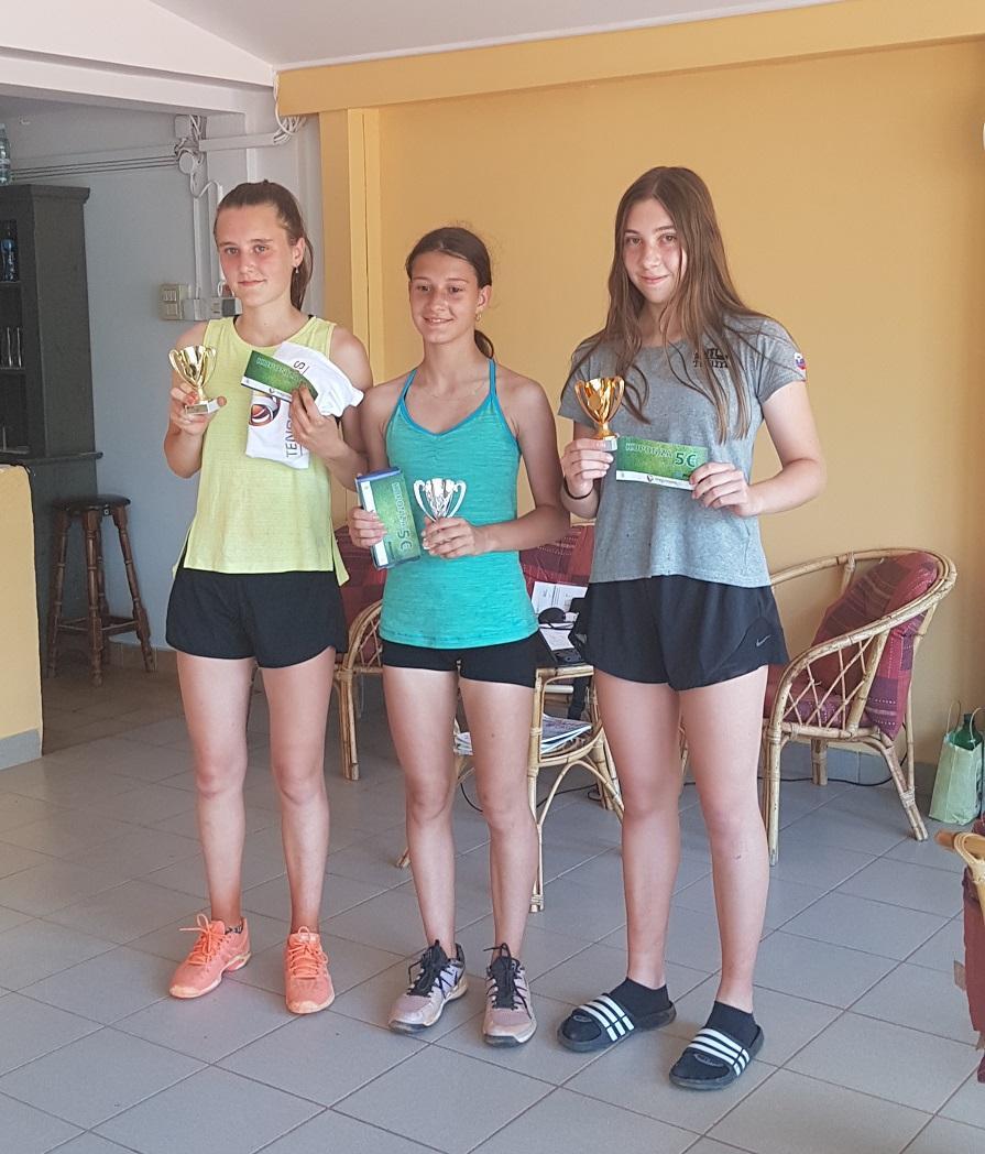 Najboljša dekleta na državnem prvenstvu B Zala U16. #ZalaVoda