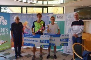 DSC 1354 300x200 - DP (U16): Dvojna prvakinja Drametova najboljše prihranila za konec, leto 2020 še naprej sanjsko za Artnaka (FOTO)