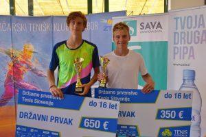 DSC 1358 300x200 - DP (U16): Dvojna prvakinja Drametova najboljše prihranila za konec, leto 2020 še naprej sanjsko za Artnaka (FOTO)