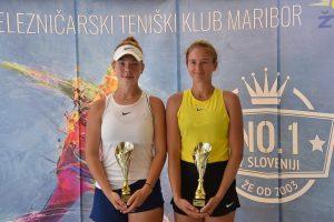 DSC 1363 300x200 - DP (U16): Dvojna prvakinja Drametova najboljše prihranila za konec, leto 2020 še naprej sanjsko za Artnaka (FOTO)