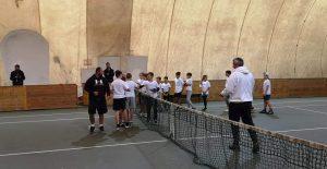 FB IMG 1591714380217 300x155 - Liga U12: TK Center Court melje dalje, velik preobrat Medvodčanov (foto)