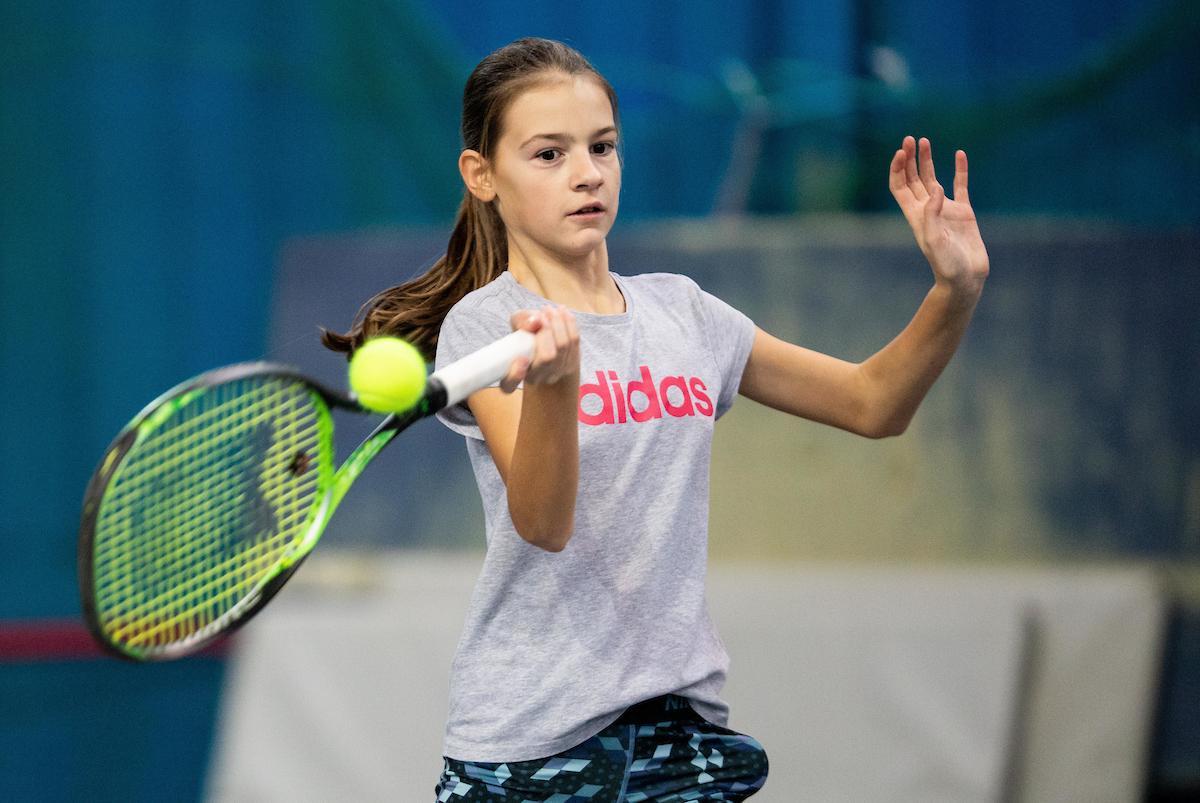 Julija Bogatin po preobratu v polfinale. (Foto: Sportida)
