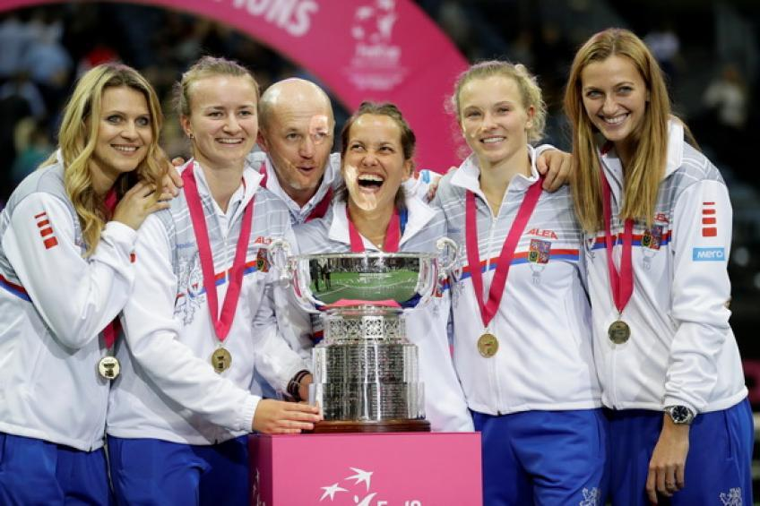 czech republic grabs 2020 fed cup finals wild card - Zaključni turnir pokala Fed prestavljen na april 2021