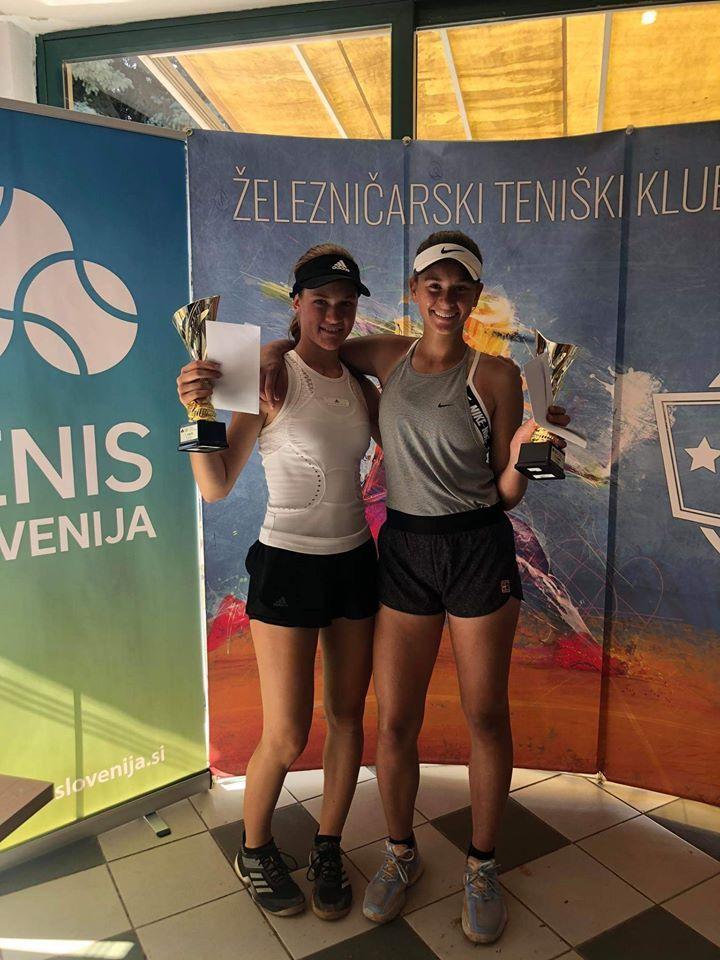 petja - DP (U16): Dvojna prvakinja Drametova najboljše prihranila za konec, leto 2020 še naprej sanjsko za Artnaka (FOTO)