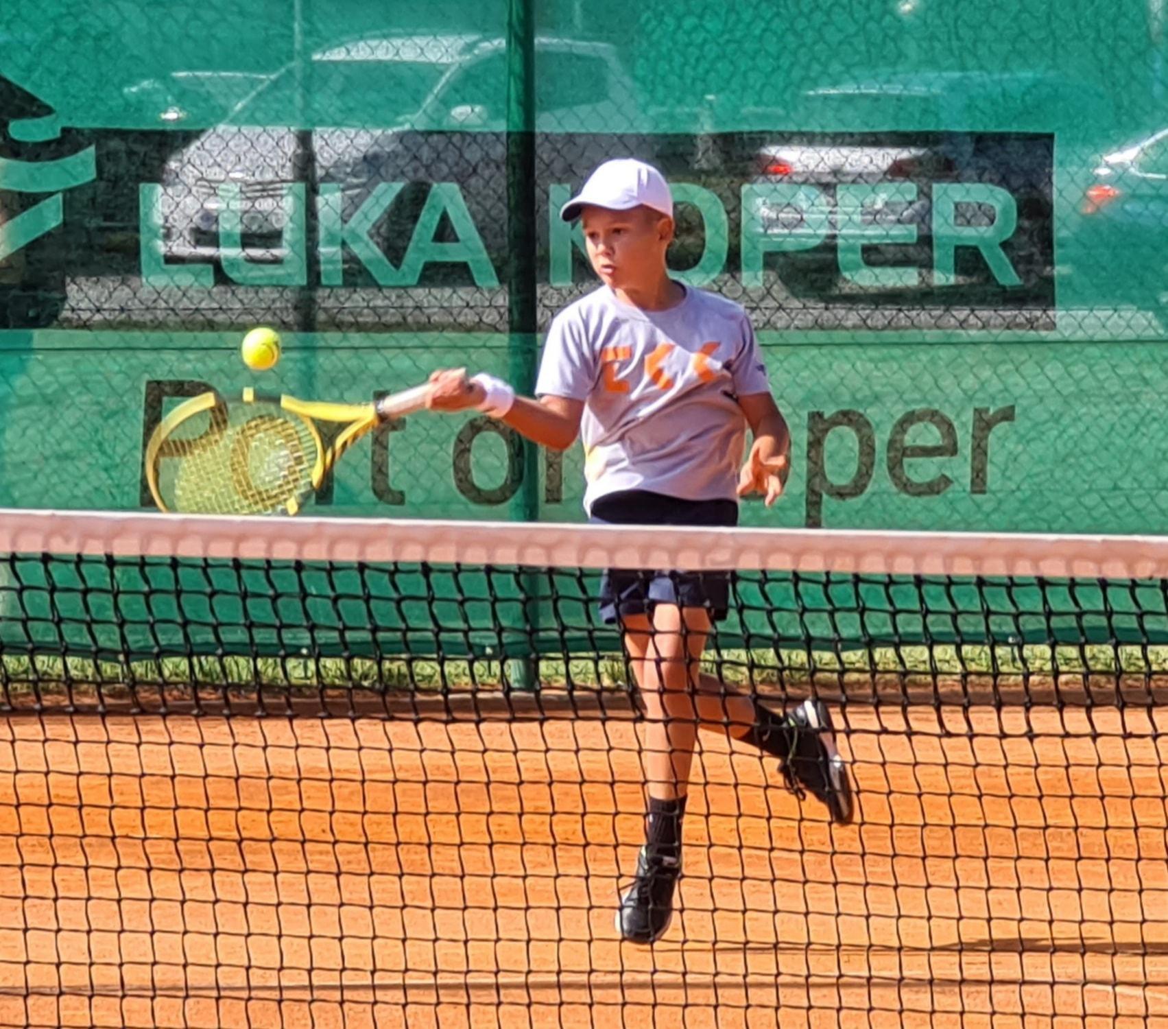 Kategorija Lino U12 je bila aktivna tudi v Kopru. (Foto: FB/Luka Koper)