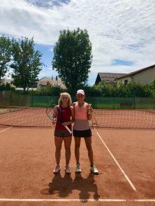 3 4mesto 225x300 - U14: Premierni turnir na igriščih TK Center Court Soku, Flerinova najboljša drugič zapored
