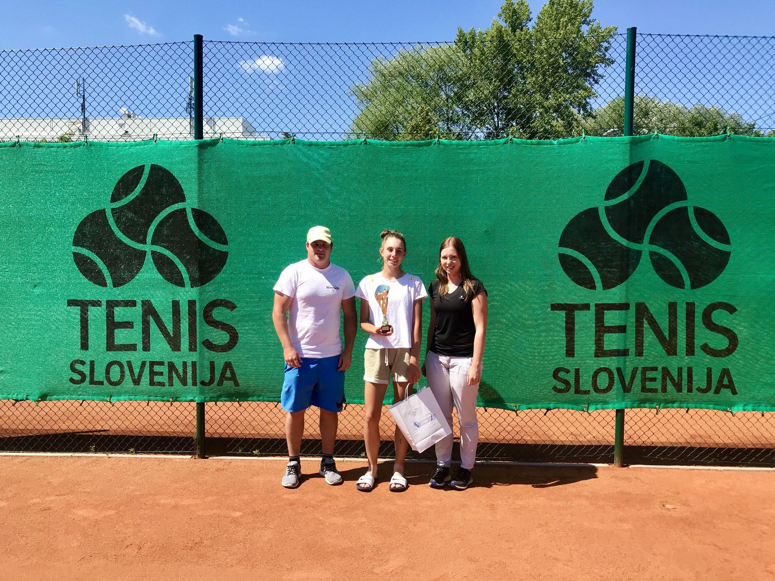 Neja Hadžiselimović je tekmovanje končala na 3.-4. mestu.