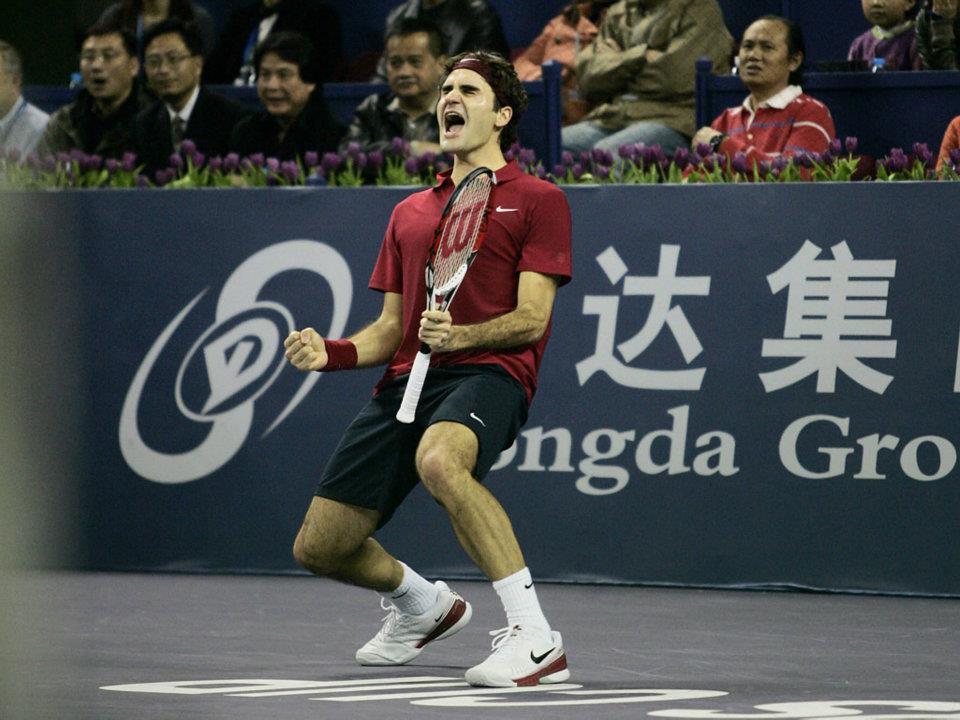 "Roger Federer 7 - Rubin: ""Federer je veliko delal na personi in imidžu"""