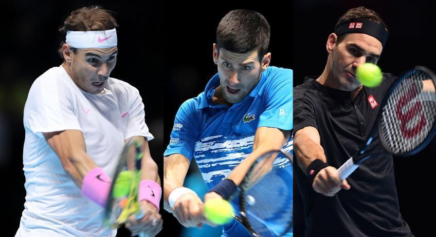 """croft roger federer nadal and djokovic practice a lot without anyone watching  - Croft: """"Federer, Nadal in Đoković trenirajo veliko več, kot jih vidimo"""""""