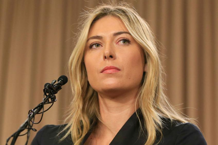 "maria sharapova on the 2016 doping ban it was my agent s fault  - Marija Šarapova: ""Kriv je bil moj agent"""