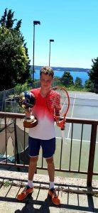matic 138x300 - U14: Na Obali 5 vrhunskih predstav zmagovalca Hribarja, v Ljubljani najboljša Flerinova (FOTO)