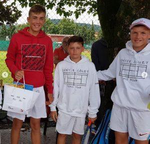 tk cc 1 300x289 - U14: Premierni turnir na igriščih TK Center Court Soku, Flerinova najboljša drugič zapored
