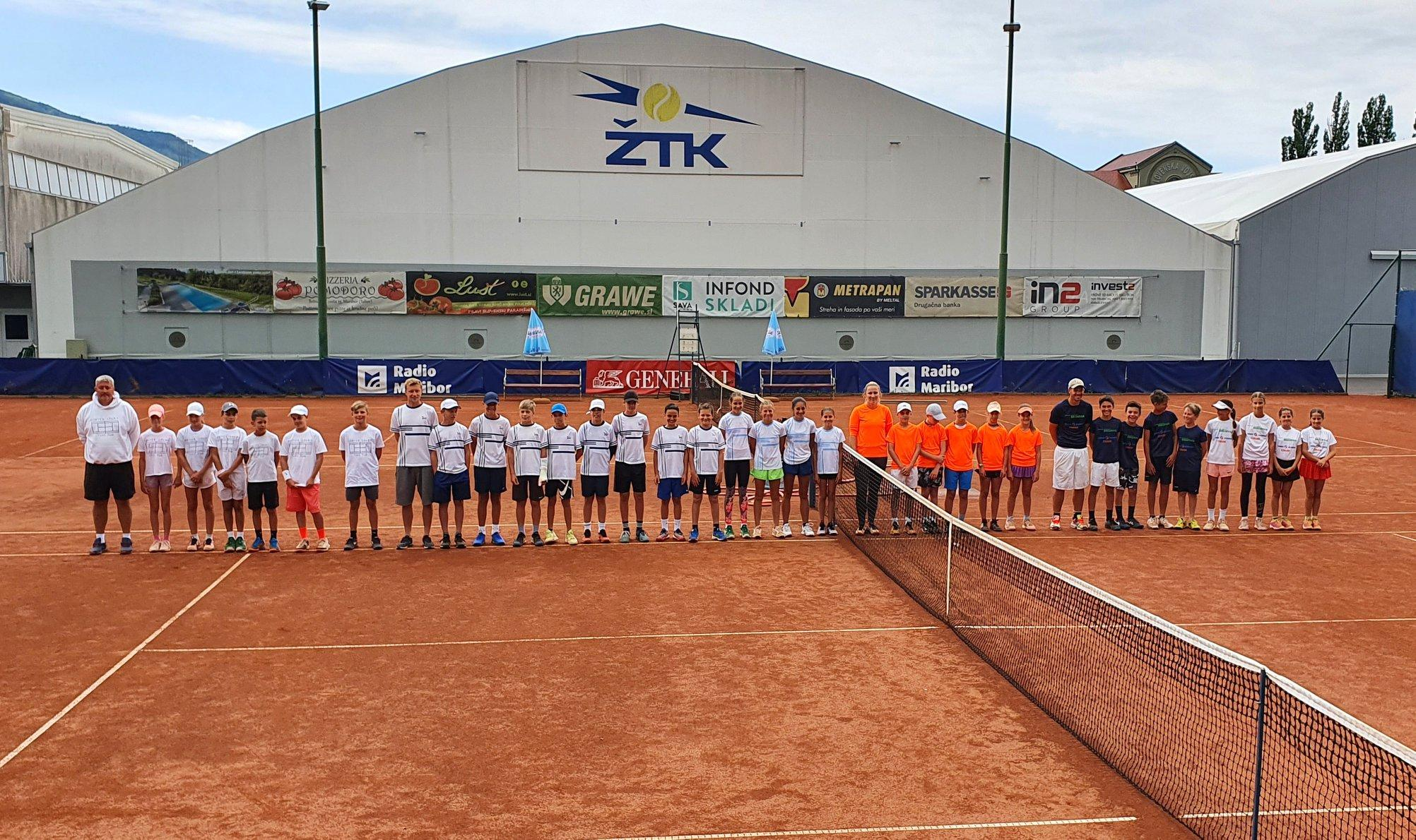 u12  - Liga U12: TK Center Court v finale po pravi drami; za naslov proti ŽTK Maribor