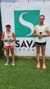 20200802 132835 169x300 - U12: V kategoriji A do naslova Petrović in Butina Jazbečeva, B turnirja Merviču in Mastnakovi