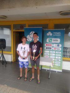 9 225x300 - U16: Laniškova dobro formo potrdila z naslovom v Celju, medvoški finale v Novi Gorici