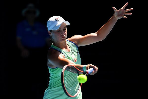 AshleighBarty2020AustralianOpenDay11Bea L2IXnsQl - Po odpovedi turnirjev brez sprememb na lestvici WTA