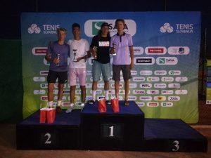 IMG 20200822 204559 300x225 - U16: Bor Artnak znova na najvišji stopnički, pri dekletih najboljša Eva Muller-Uhan