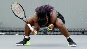 Serena Williams vs. Venus Williams Foto AO FB 4 300x169 - Klasični spopad: Serena Wiliams za las boljša od sestre Venus, nato pa poraz