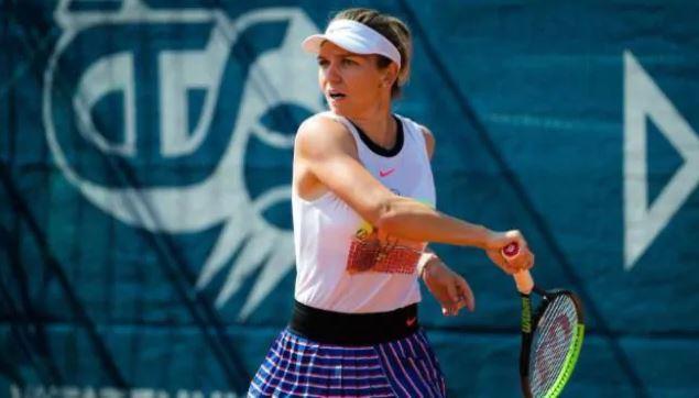Simona Halep - Simona Halep osvojila turnir v Pragi