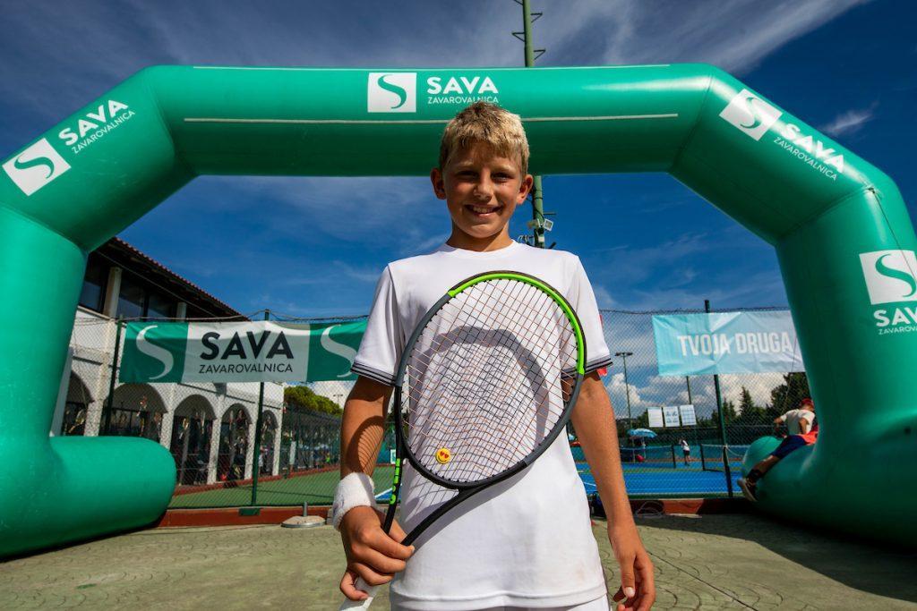 Tenis Slovenija 0983 200816 VID 1024x683 - TE: Leto dni starejši Nemec v finalu ustavil pohod Šeška v Tuzli