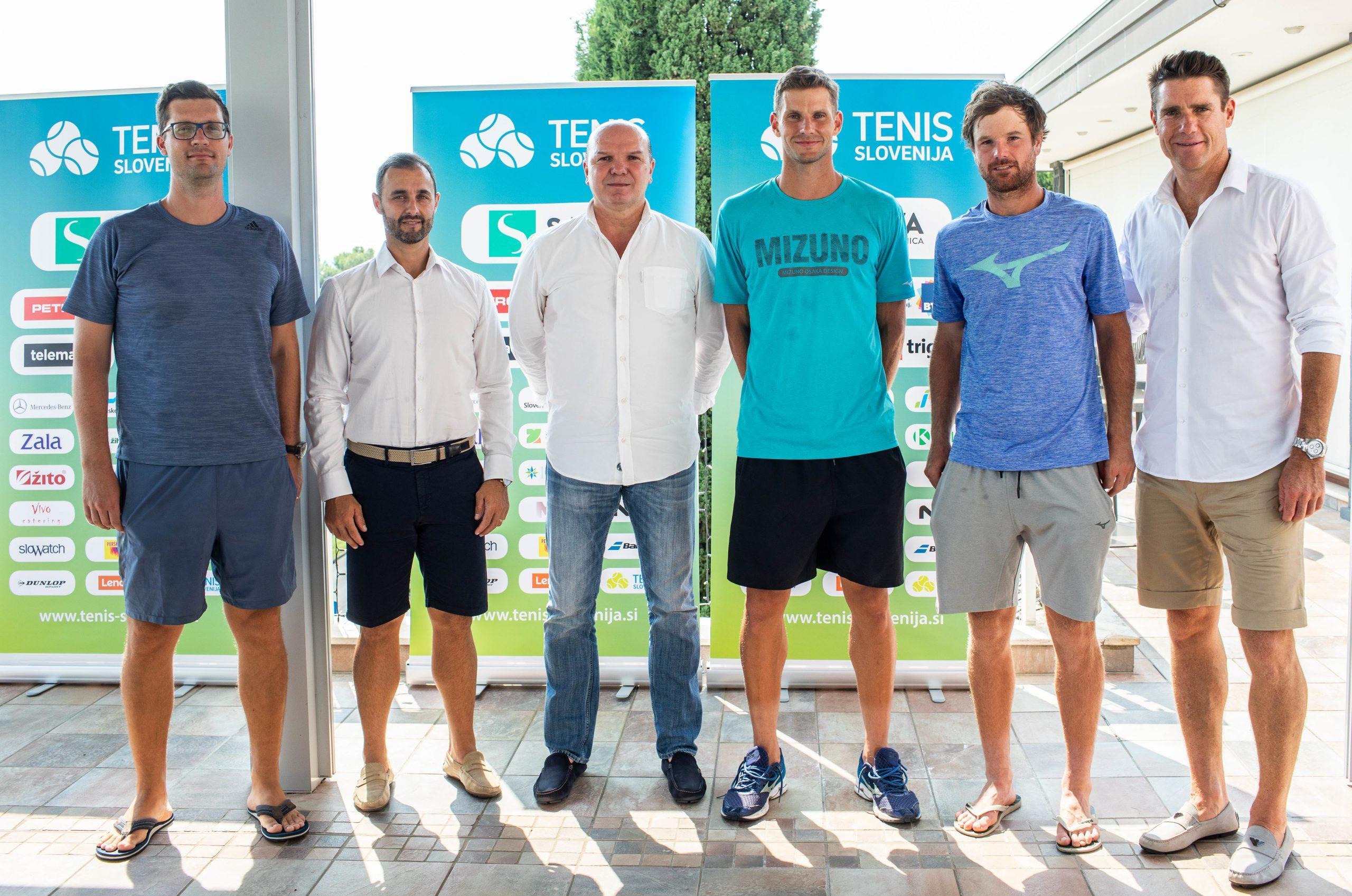 Tenis Slovenija 1 scaled - ATP Challenger Zavarovalnica Sava na sporedu prihodnje leto
