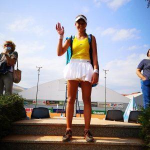 119829941 2764915800450439 1732763121534297313 n 300x300 - Tennis Europe: Drametova šampionka turnirja Grawe, Premzl že z naslovom v žepu, v soboto gre po novega (VIDEO)