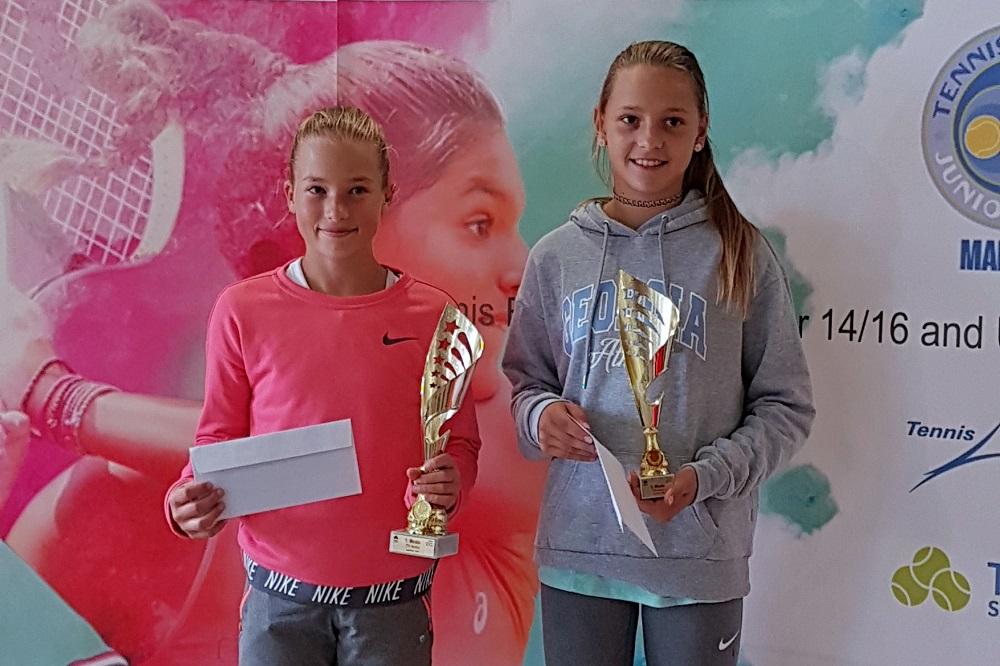 20200928 134940 01 - Tennis Europe: V Čakovcu odličen začetek Kozjaka, Fleischmanove in Peternelove