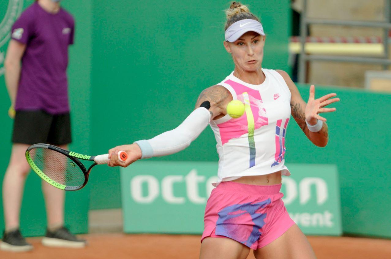 Polona 2020 1 - WTA LESTVICA: Med najboljšo deseterico brez sprememb, Hercogova 52.