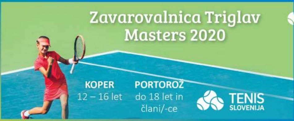 Zavarovalnica Triglav Masters 2020 photo - Zavarovalnica Triglav Masters 2020
