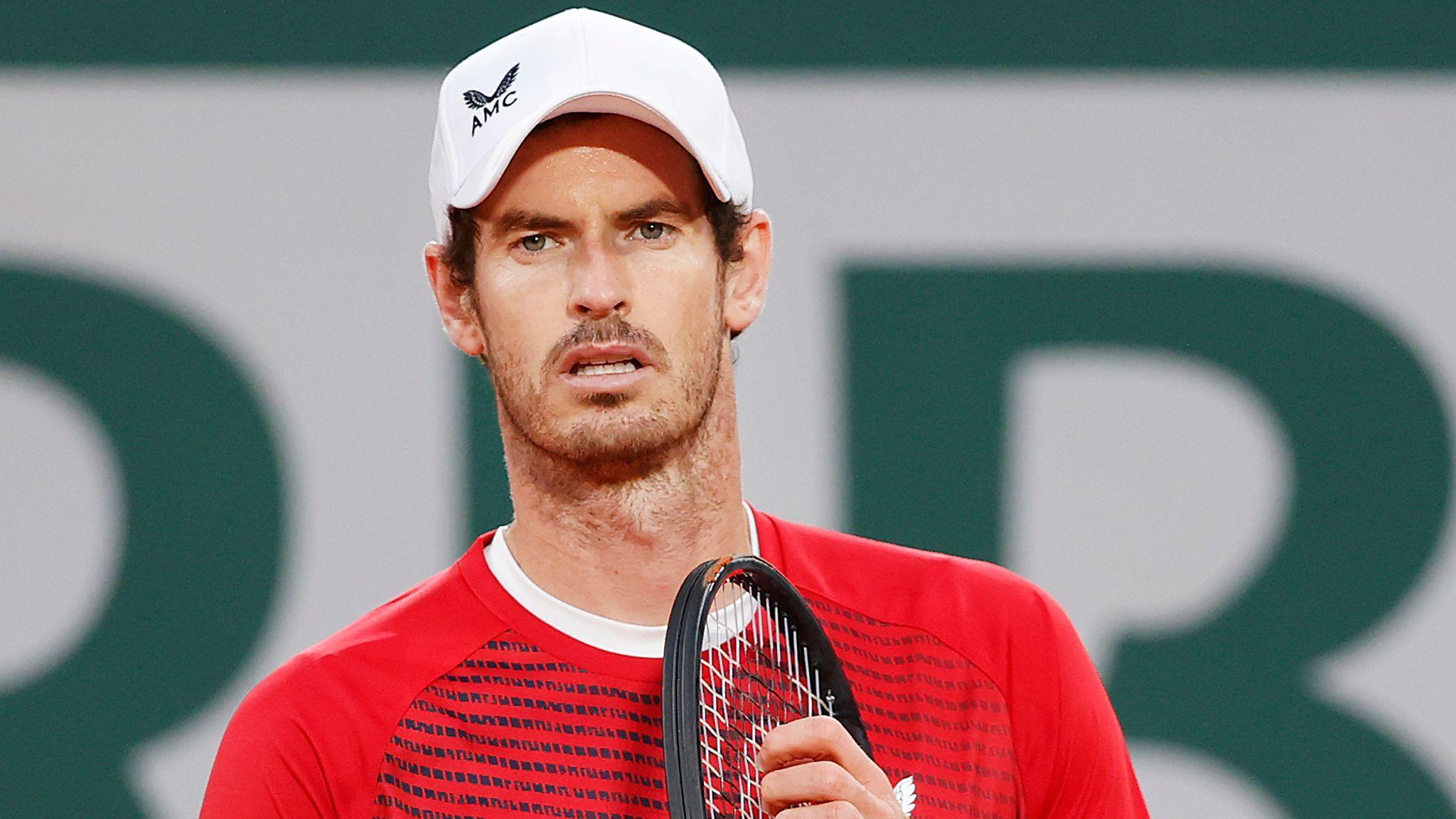 Andy Murray Foto www.skysports - Andy Murray izbran v britansko ekipo za OI v Tokiu