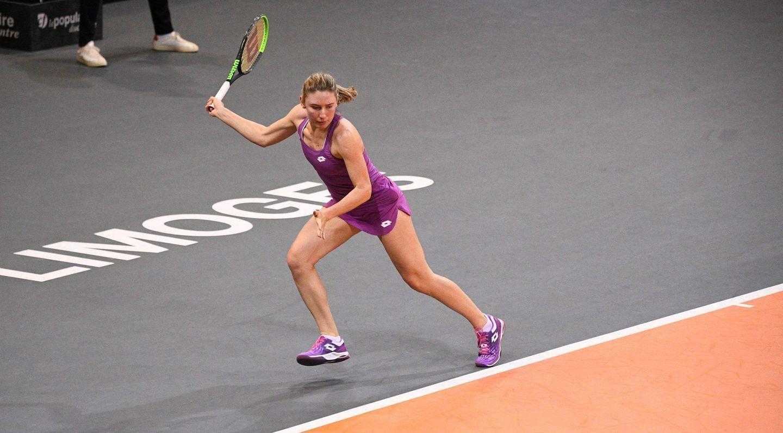 Ekaterina Alexandrova 2019 Limoges Tournament - Teniški turnir v Limogesu odpovedan