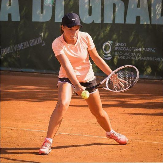 Lovric - Pia Lovrič s partnerico navdušila na Otočcu; v finalu za las prekratka