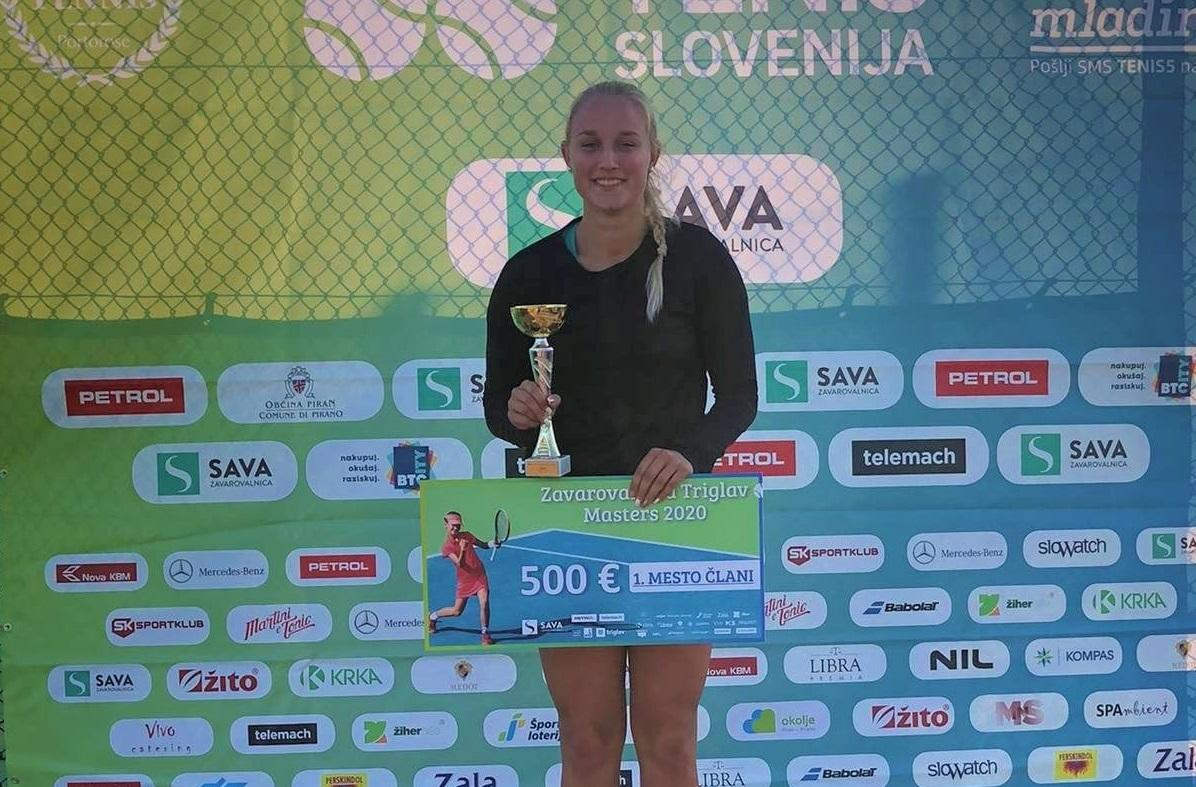 Tjasa Klevisar1 - Dobili smo zmagovalca in zmagovalko letošnjega Mastersa med člani in članicami