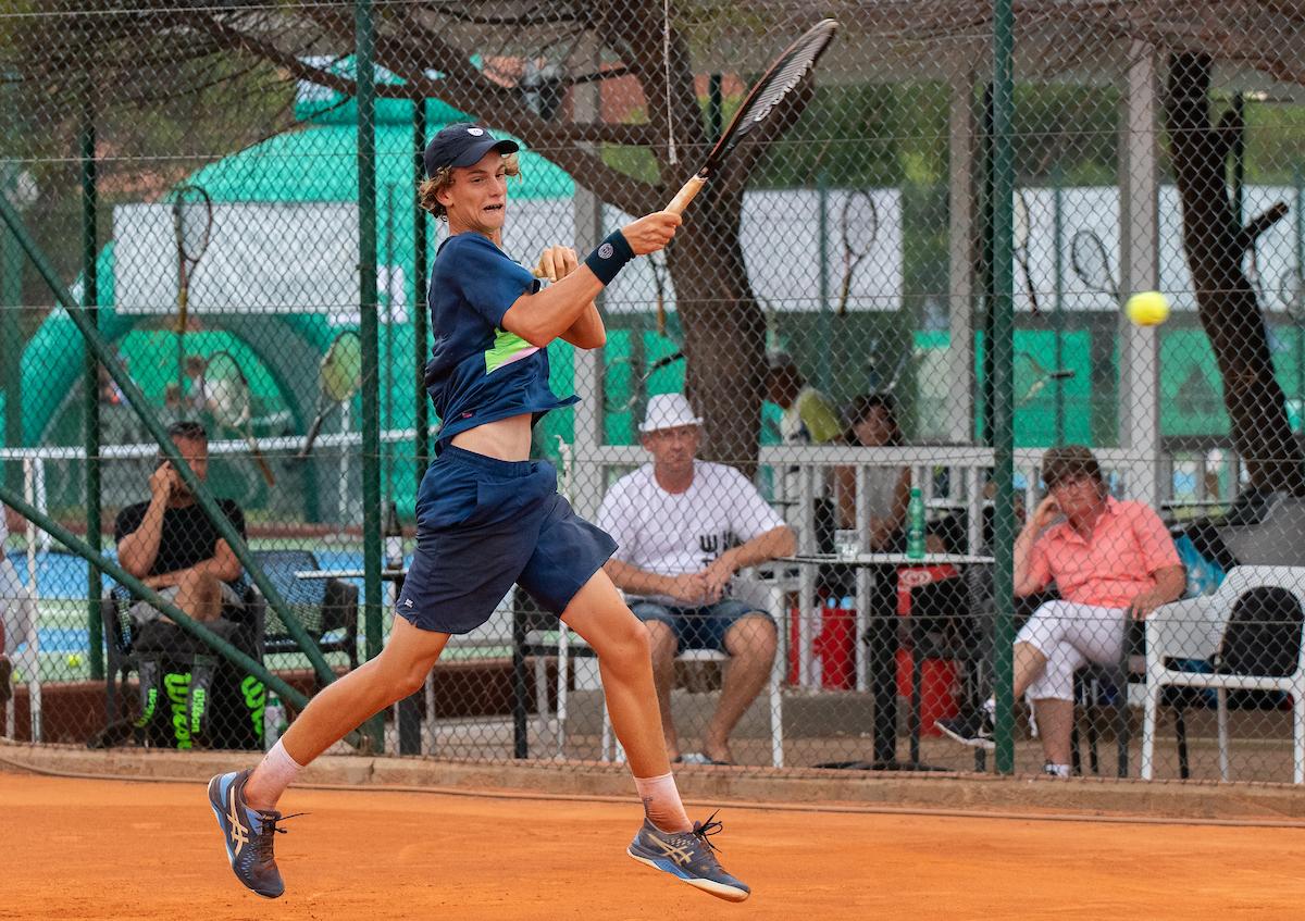 Artnak Bor fh - ITF: Artnak z Belgijcem le še korak do naslova v Avstriji, nova zmaga Kočevar-Dešmana