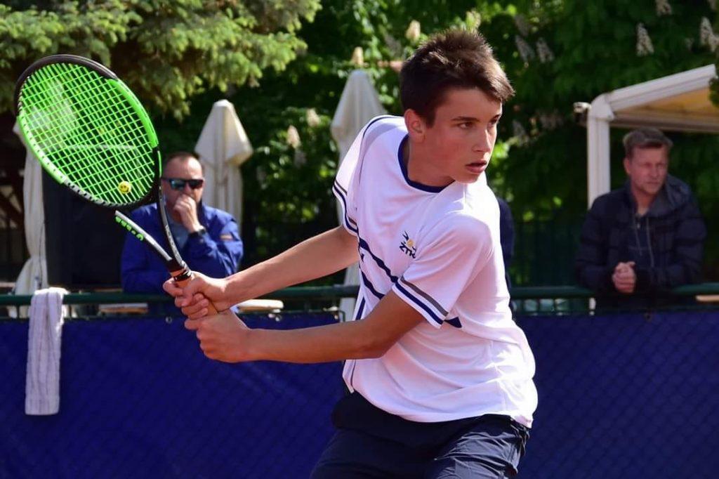 Dominko 1024x682 - ITF: Ob navezi Dominko/Emeršič Potočnik v četrtfinalu še Jeran, na Poljskem poraz Laniškove in Kirbiša