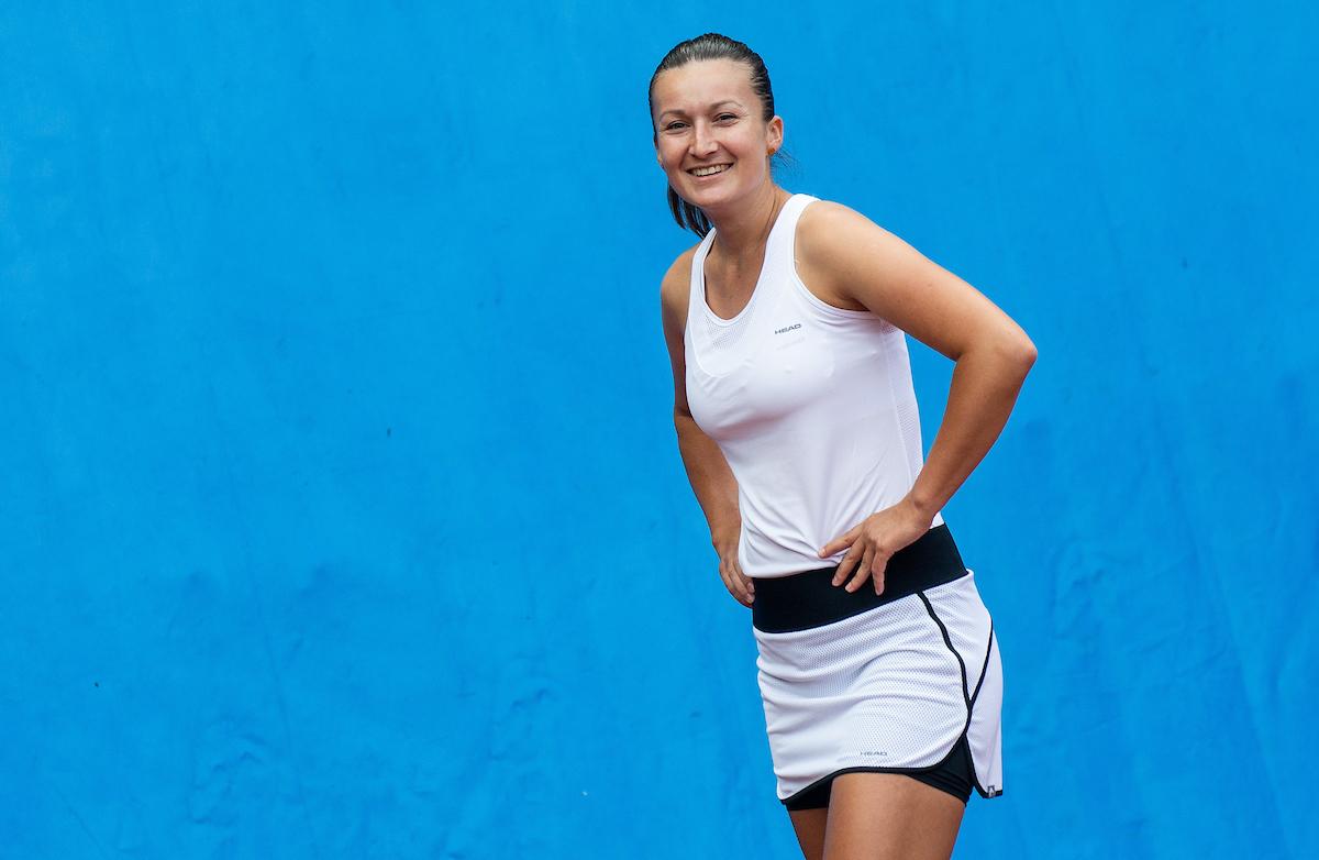 Jakupovic Dalila intervju - ITF: Jakupovićeva v Kaliforniji med najboljših osem, dvojica Cvetković T./Lovrič P. v polfinalu