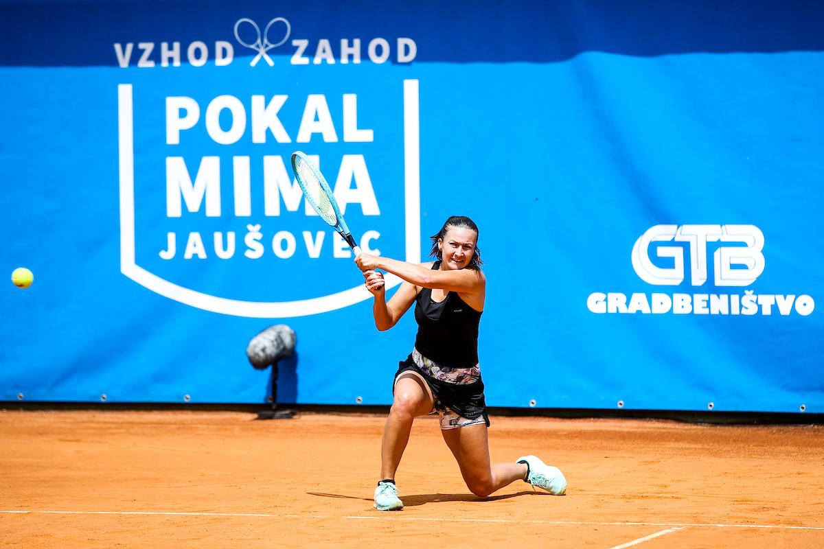 Jakupovic Dalila pesek bh - Čehinja Kolodziejova preprečila slovensko slavje na ITF W25 turnirju na Otočcu