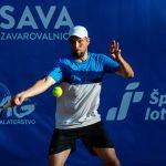 ITF: Žnuderl v Širokem Brijegu boljši od Premzla, Špec in Kočevar-Dešman v petek v boj za polfinale