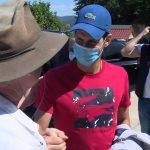 Novak Djokovic in Visoko Bosnia2 150x150 - Đokovićevi piramidni obiski v koronski krizi pomagajo turizmu