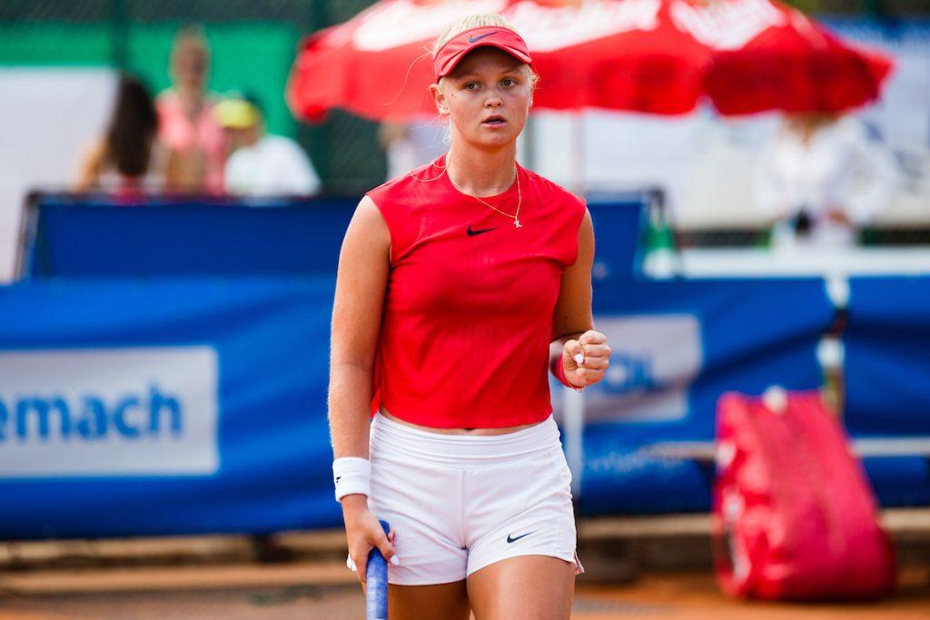 Novak Kristina zmaga 1024x683 - ITF: Uspešen začetek Novakove v ZDA, na Velem Lošinju številčna slovenska posadka