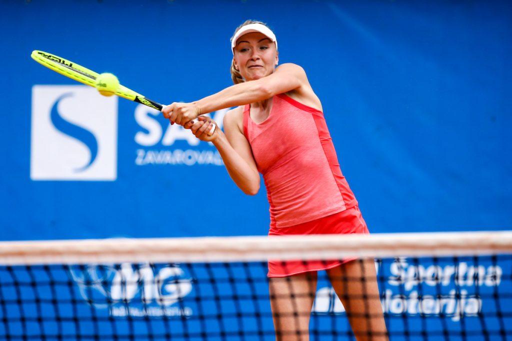 Potocnik Nina bh 1024x682 - Potočnikova po porazu v finalu turnirja v Bratislavi ostaja pri 10 ITF naslovih