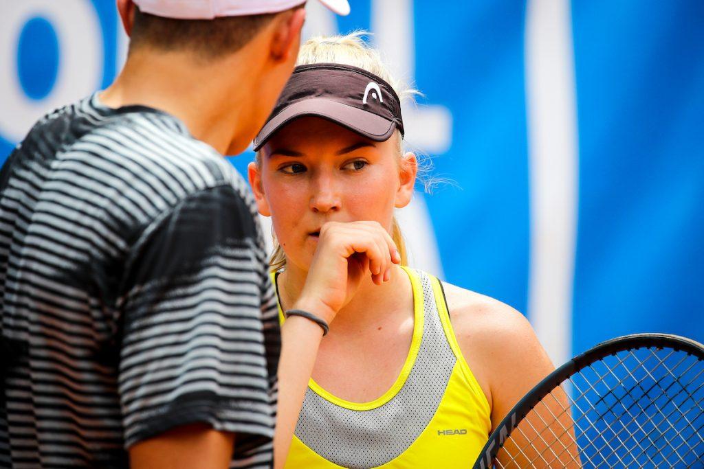 Radisic Nika dvojic1 1024x683 - ITF: Radišićeva v soboto za naslov v Antaliji, Artnak poražen v polfinalu