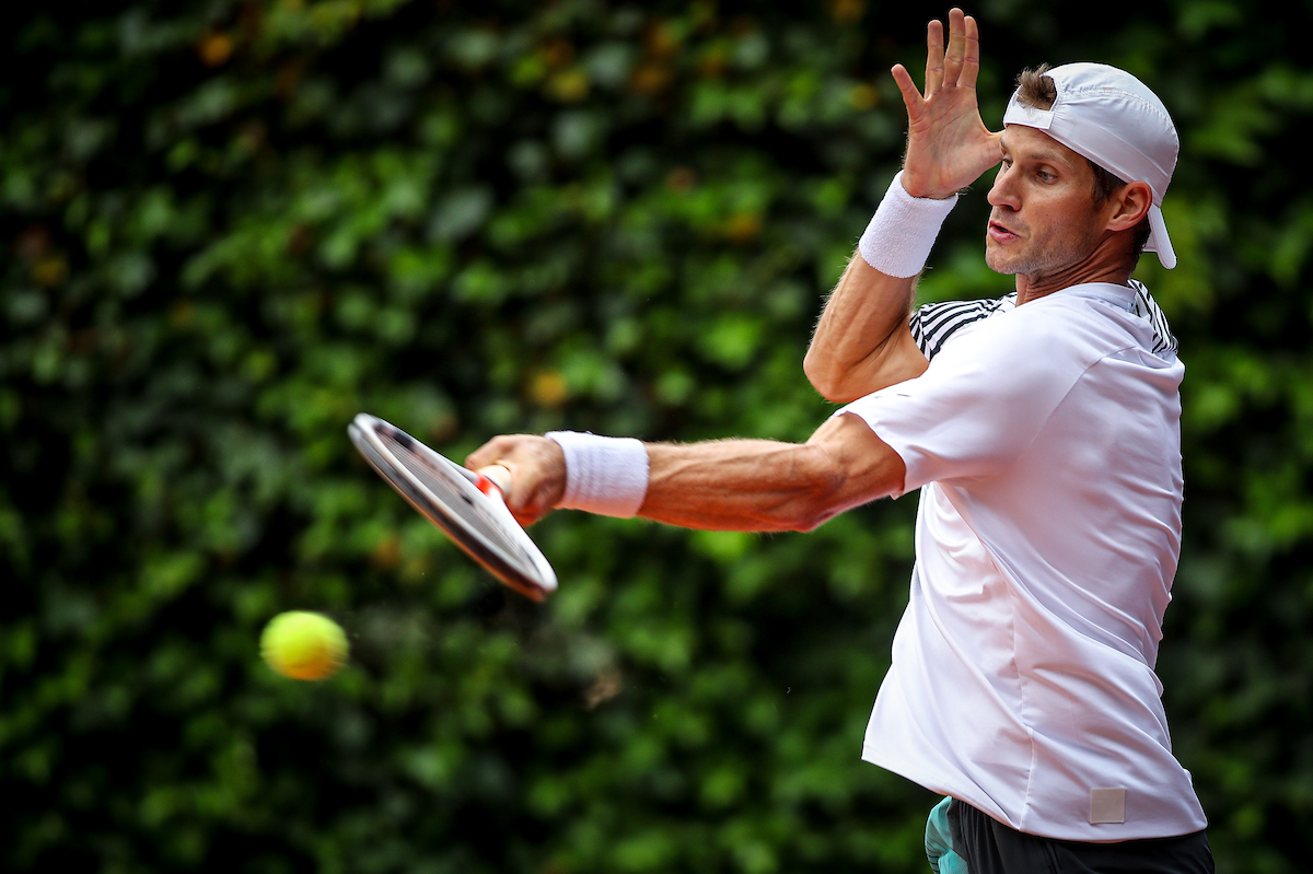 Rola Blaz fh zunaj - Tudi v Wimbledonu od Role boljši Federico, tokrat iz Italije